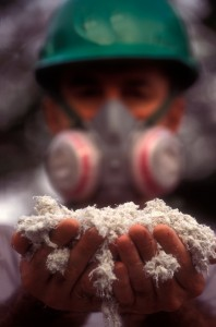 Chattanooga worker is exposed to dangerous Asbestos.